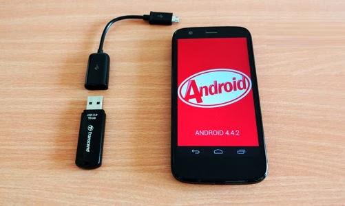 Motorola Moto G USB OTG