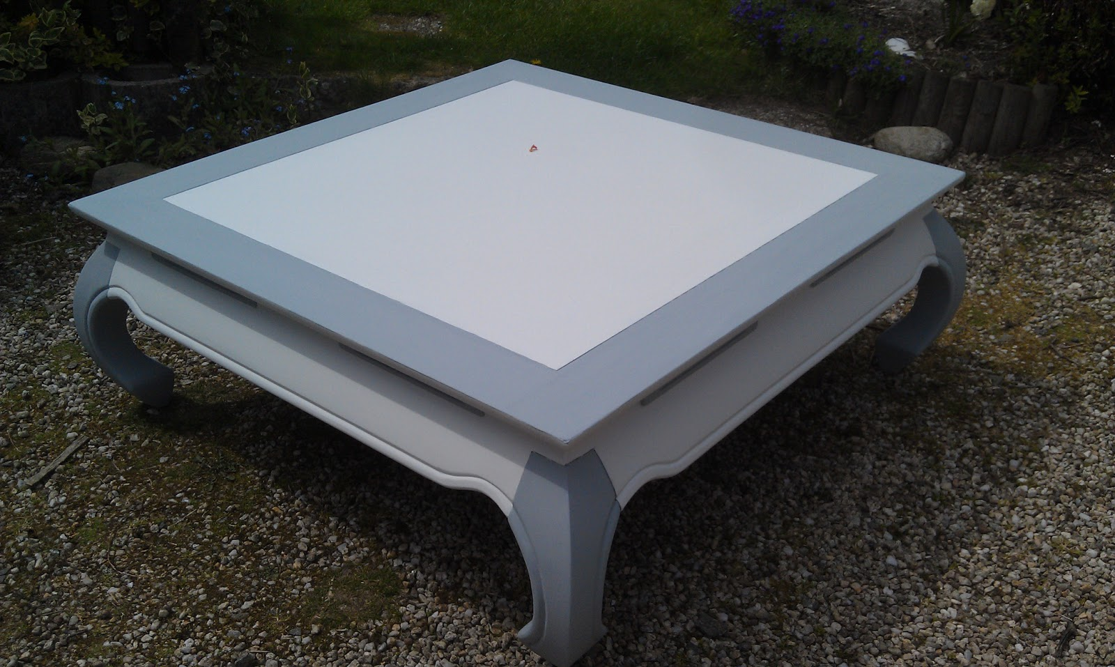 Customisation de table basse - Customiser table basse ...