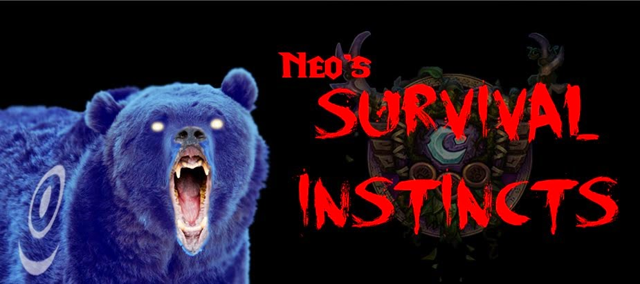 Neo's Survival Instincts