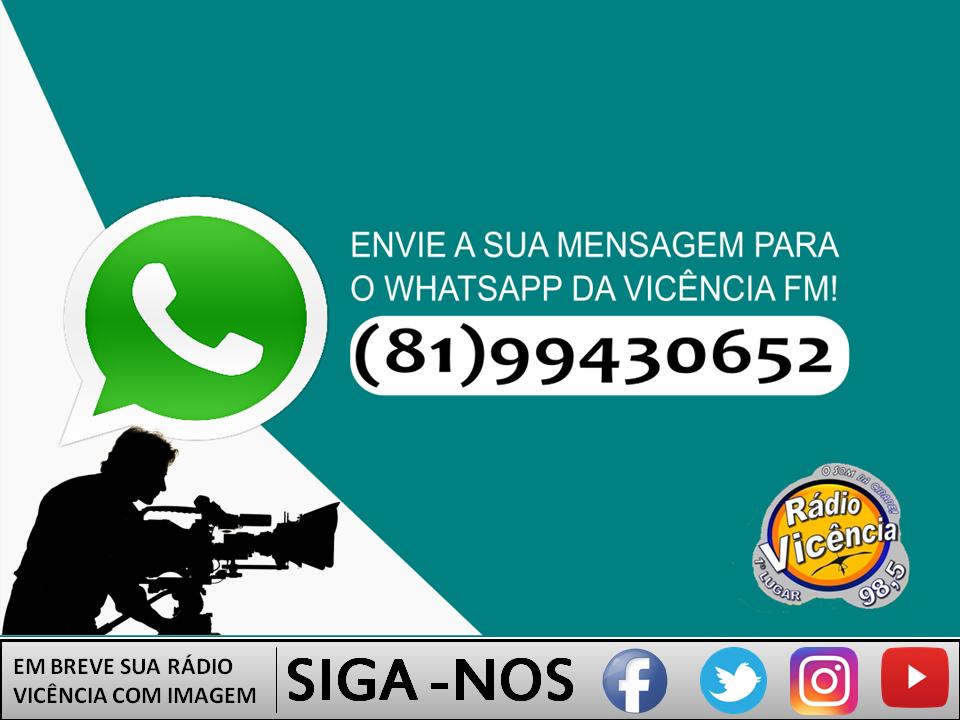 Rádio Vicência FM 98,5