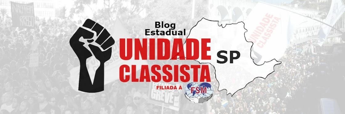 Corrente Sindical UNIDADE CLASSISTA :: São Paulo