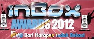 Daftar Pemenang Inbox Awards 2012