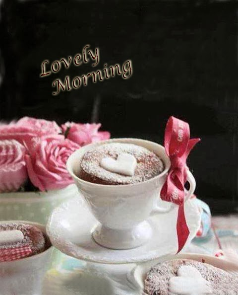 enjoy you lovely morning