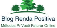 Blog Renda Positiva- Ajudando pessoas!