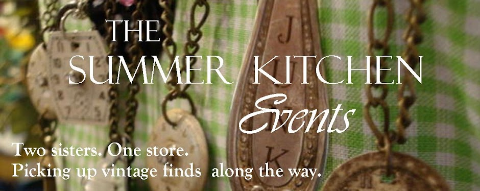 Summer Kitchen Events