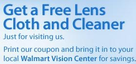 Walmart Eye Exam Services