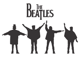 download Logo The Beatles Vector (design 2)