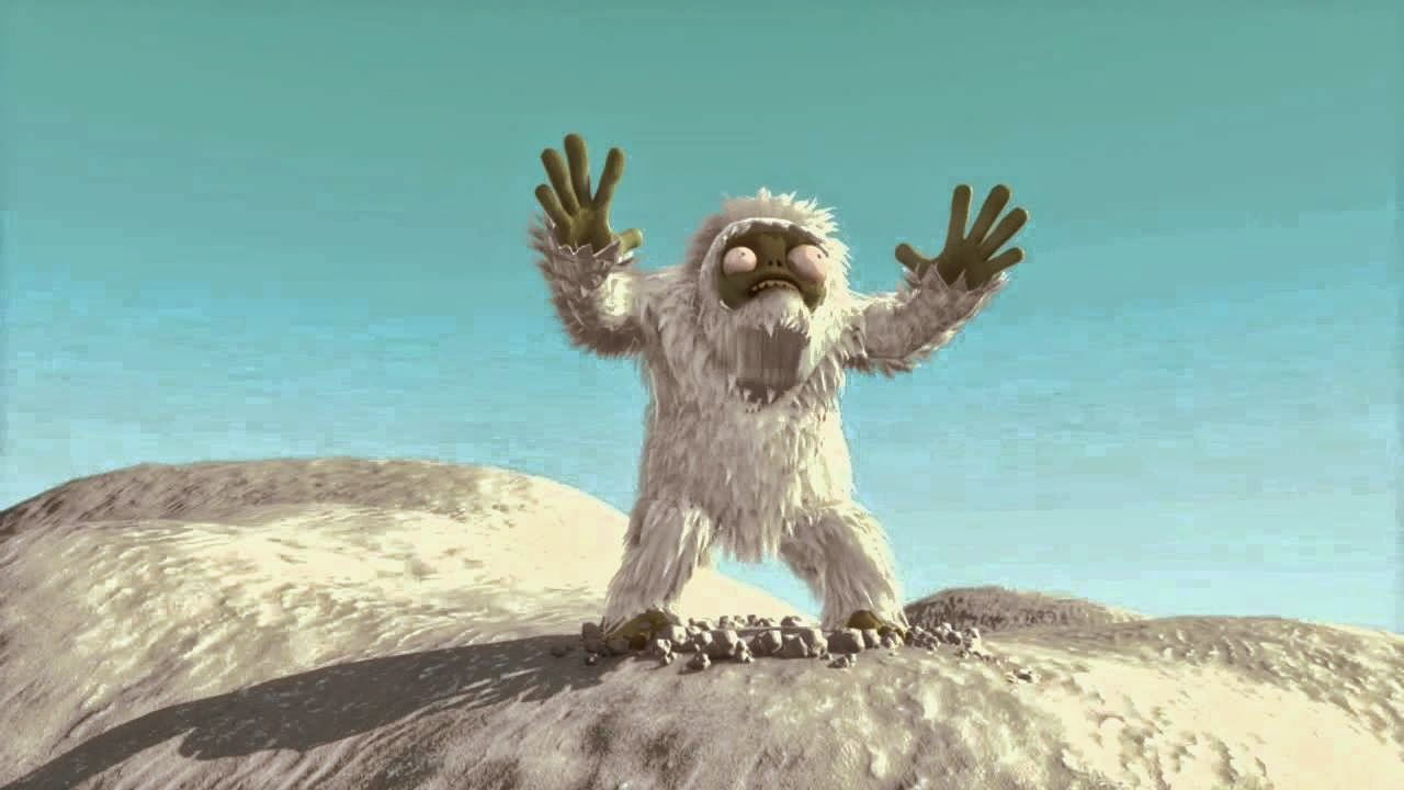 There Are Also Yeti Imps: