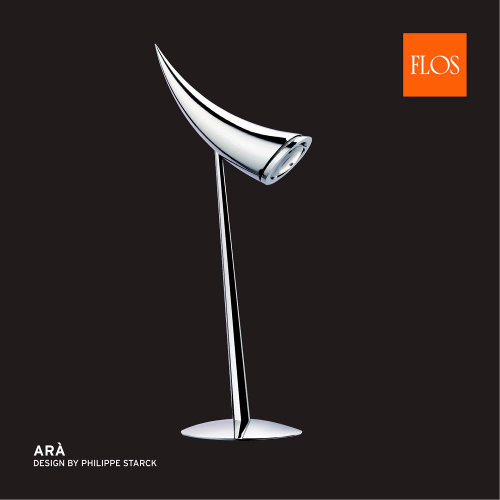 Ara' By Philippe Starck for Flos