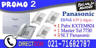 Pabx Panasonic KXTES824 Promo 2