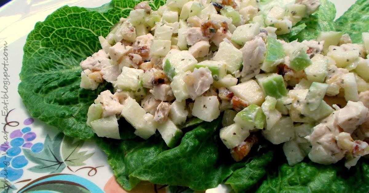 Waldorf Chicken Salad America S Test Kitchen