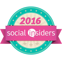Become a Social Insider! Click below.