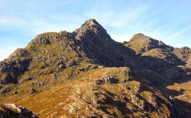 The Forcan Ridge Glen Shiel