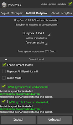 Install Busybox