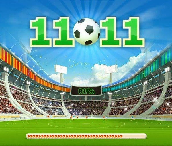 Если вы играете в приложение 11x11 настоящий футбол, значит вы.