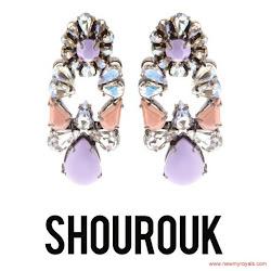 Princess Victoria Style SHOUROUK Mia Earring