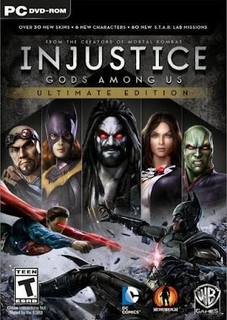 Injustice Gods Among Us Ultimate Edition-RELOADED