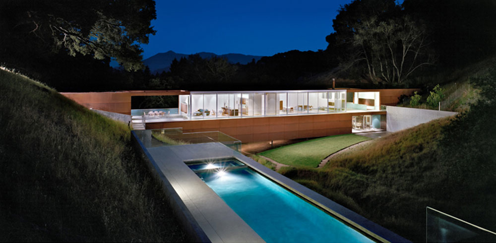 Bridge House By Stanley Saitowitz Natoma Architects Housevariety - The-ravine-residence-by-cindy-rendely-architecture