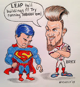 Bryce Harper Schools Superman. Posted by Paul Nichols at 1:38 PM No comments .
