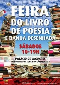 Feira do Livro de Poesia e Banda Desenhada: