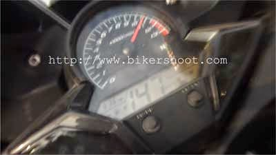 top speed CBR lokal