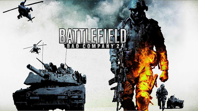 Battlefield Bad Company 2 wallpaper + games