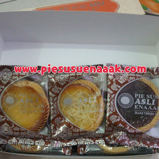 Pie Susu Enak Jalan Dewi Sri