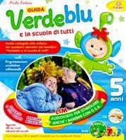 Verdeblu e la Scuola di tutti-guida 5 anni