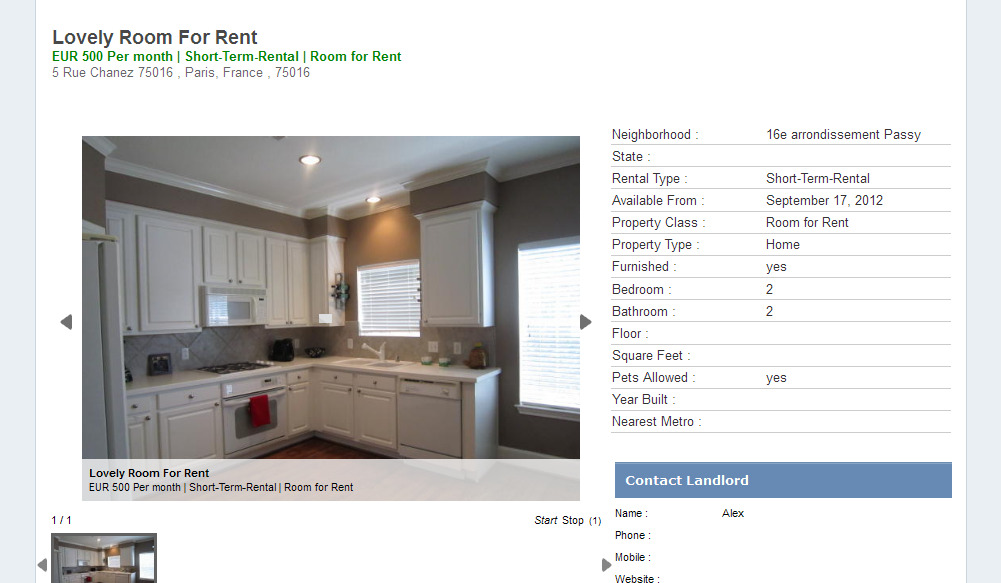 Rooms For Rent In Houston Craigslist