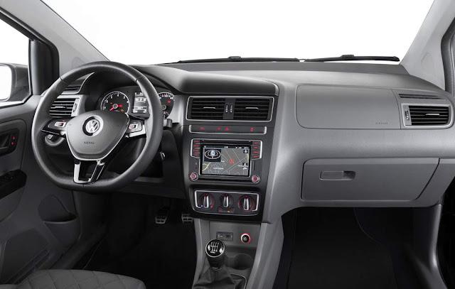 VW Fox 2016 Trendline - desconto