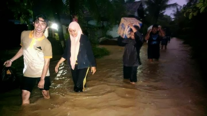 banjir pati
