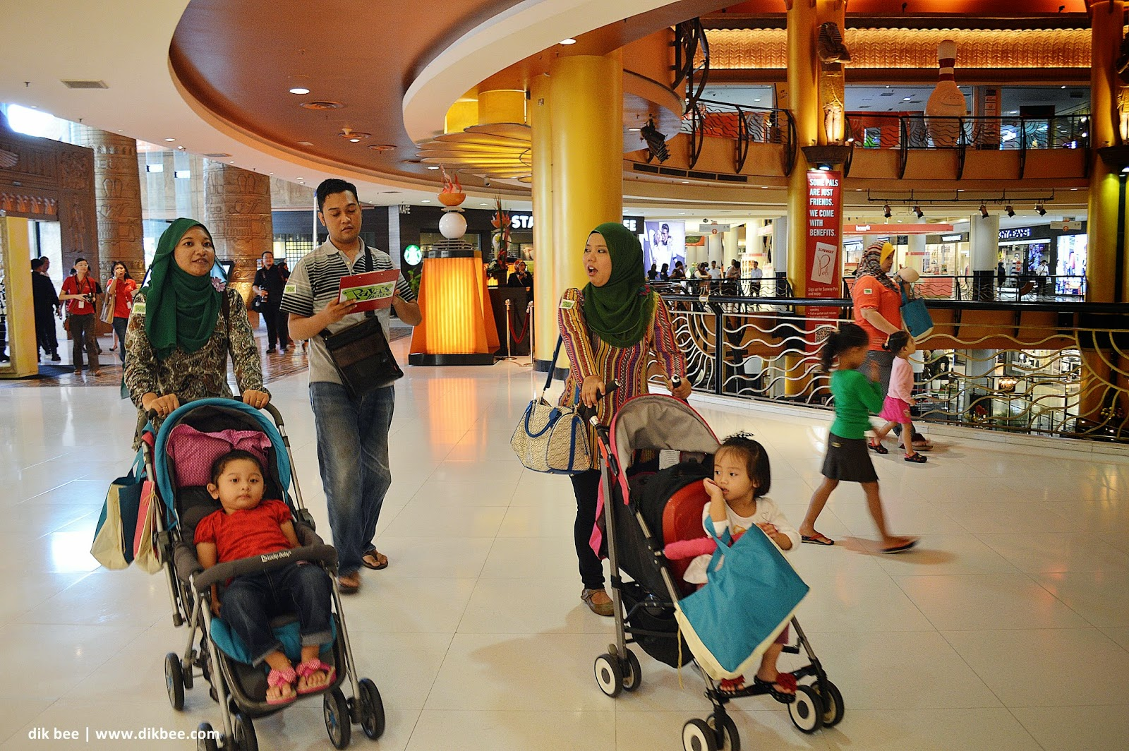 Salebration Explorace 2014 | Meriah Di Sunway Pyramid