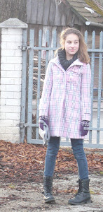 Emilka . Fotograf i Modelka