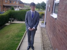 Keiran's prom night 2011