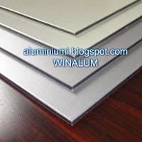 Aluminium Composite Panel Komposit