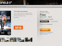 Battlefield 3 Gratis di Origin Sekarang!