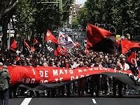 cnt-manifestación