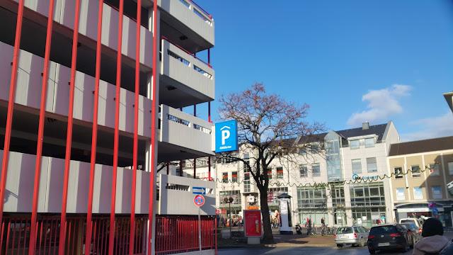Carpark Koblenz