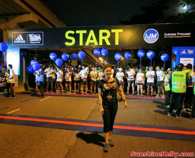 adidas Malaysia, King Of The Road 2013, marathon, Run, race, sunway pyramid, adidas, kotr