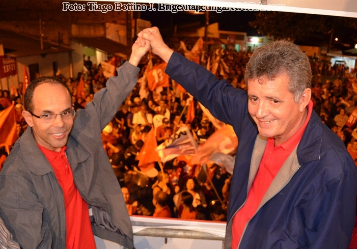 Resultado de imagem para José Carlos Moura e Alécio Chaves