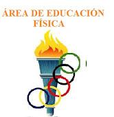 ÁREA DE EDUCACIÓN FÍSICA