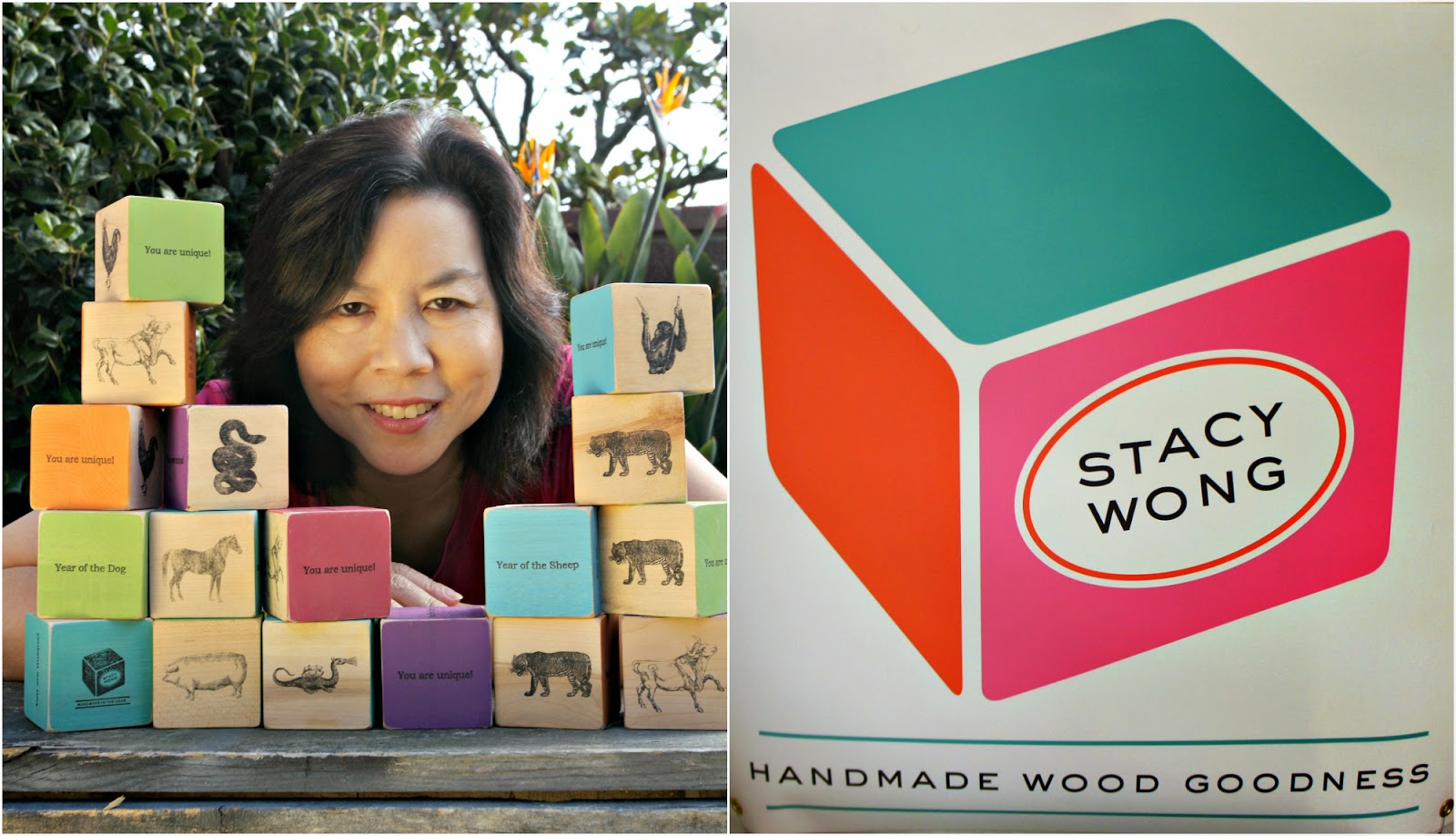 Stacy Wong Handmade feature and GIVEAWAY! on Shop Small Saturday at Diane's Vintage Zest!