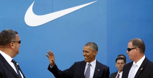 Nike se mete en política