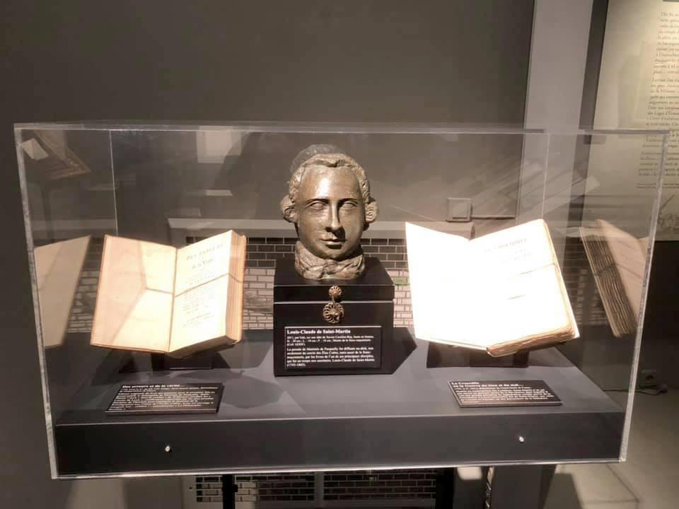 LOUIS CLAUDE DE SAINT MARTIN (1743-1803)
