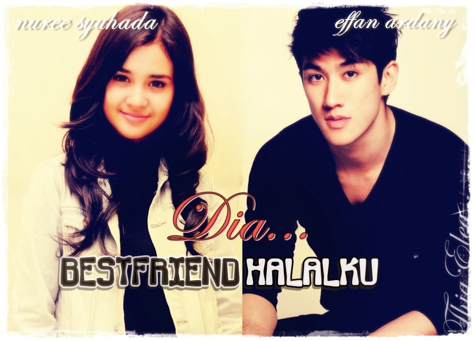 Dia Bestfriend Halalku @P2U (click pic)