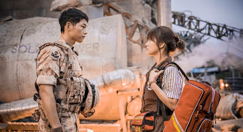 [K-Drama] Descendants of the sun #Review