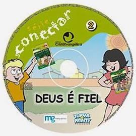 CD 2 Série Conectar - Deus é Fiel.