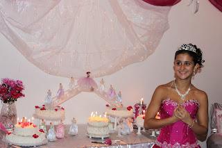 My daughter's Sweet 15 - Quinceañera de mi hija