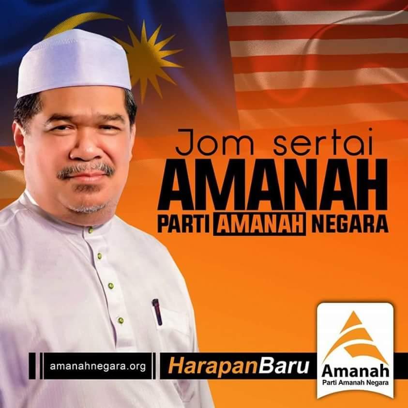 Jom sertai AMANAH