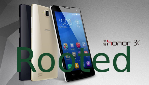 How To Easily Root Huawei Honor 3C LTE For More Access To Your Smartphone [Tutorial]